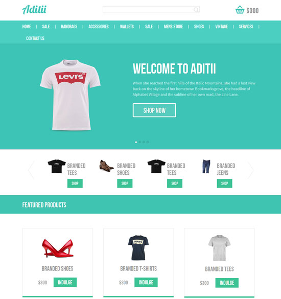 Aditii-a-Flat-ECommerce-Responsive-Web-Template