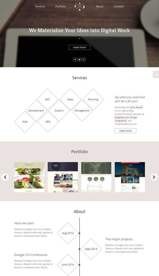 Agency-Free-HTML5-Template