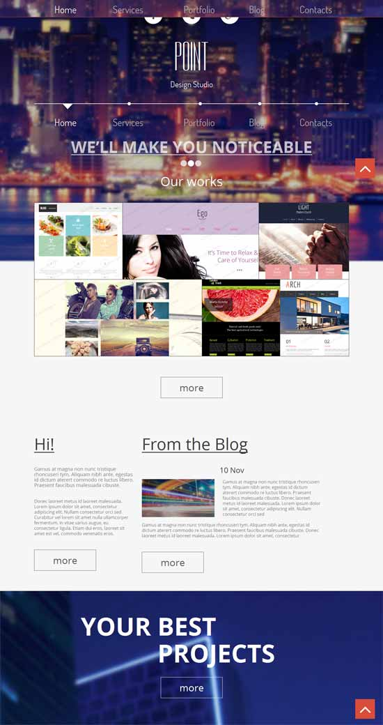 free-responsive-design-agency-template